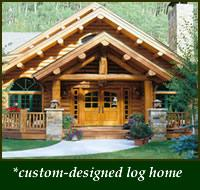 Frontier Log Homes - Montrose, CO