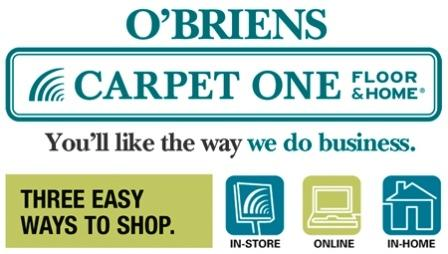 Obriens Carpet One Home The Honoroak