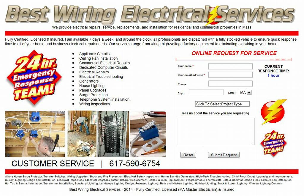 83 Electrical Services Ad Image 8 Of Ad C Electrical