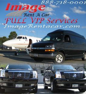 Image Van Rentals | Conversion Vans For Rent | Full Size Passenger