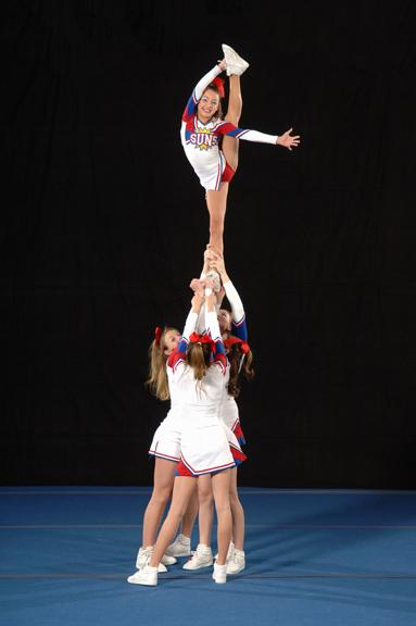Bow & Arrow.jpg from Cheer Central in Broomfield, CO 80020