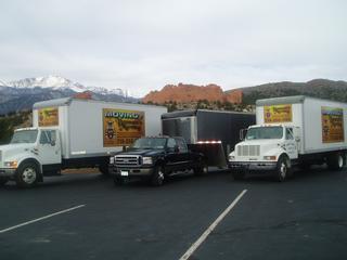 Bennett's Moving - Colorado Springs, CO