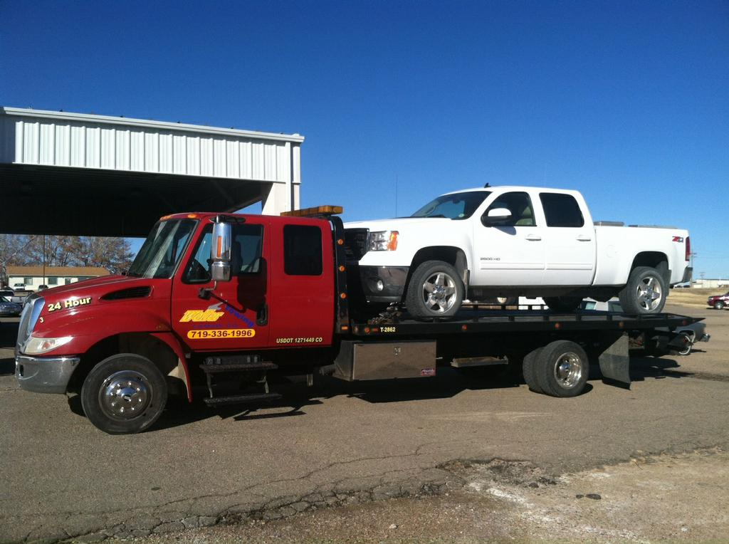 Andy Woller Towing Lamar Co 81052 719 336 1996 Auto