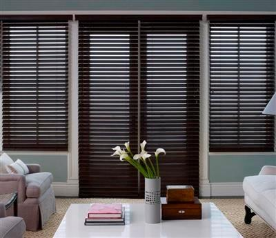 decorate your home with eco friendly wood blinds by budget blinds
