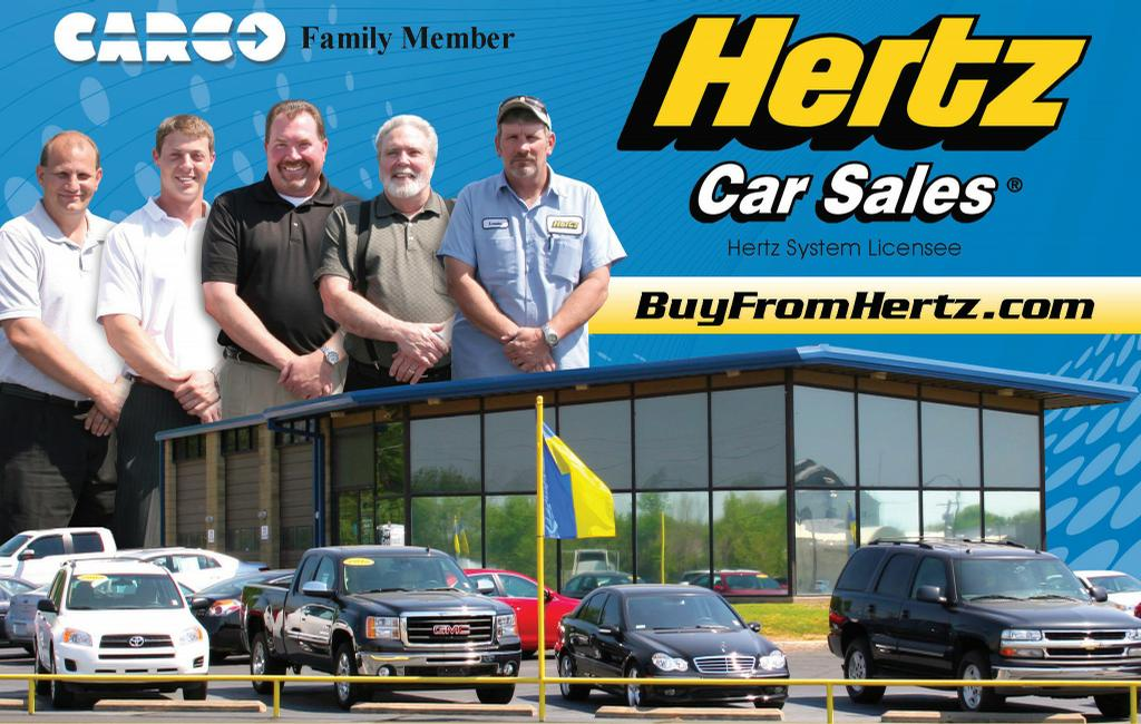 Hertz Used Car Sales Fort Smith Ar