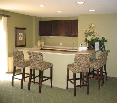 Corsican Bar from Corsican Apartments in Denver, CO 80206 | Apartments