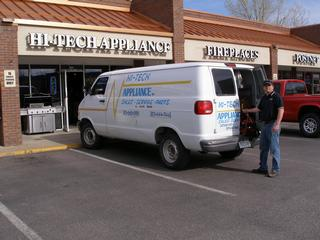 Hi Tech Appliance Incorporated Louisville Co 80027 303