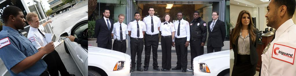 by CitiGuard Security Guard Services