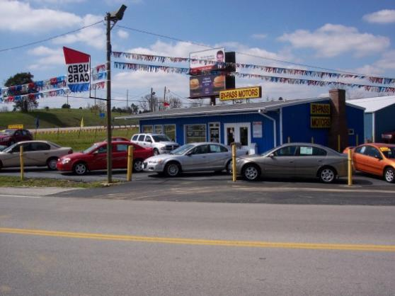 By Pass Motors Inc Lawrenceburg Ky 40342 502 839 8200