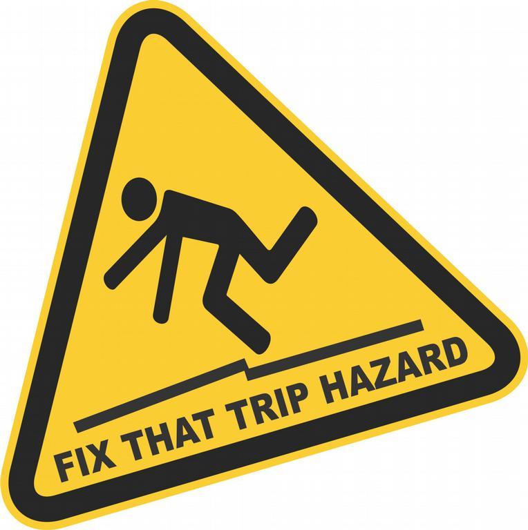 Fix That Trip Hazard by Foundation Technology