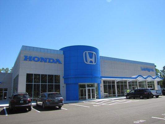 pictures for lundgren honda in auburn ma 01501 auto painting. Black Bedroom Furniture Sets. Home Design Ideas