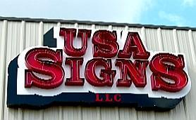 Usa Signs Llc - Danville, KY