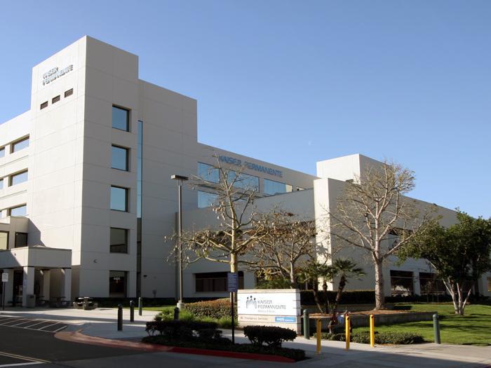 Kaiser Nursing Homes San Diego