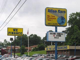 Atlas Used Cars - Radcliff, KY