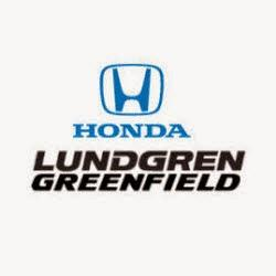 Good Lundgren Honda Greenfield Logo