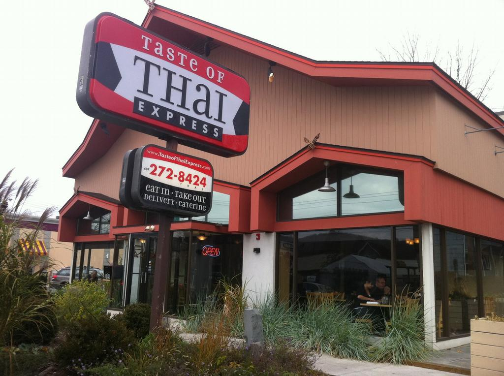 Thai Food Delivery Ithaca