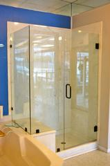Auto Glass Repair Tulsa on Glass Metro Mirror   Shower Door  Tulsa Ok 74129