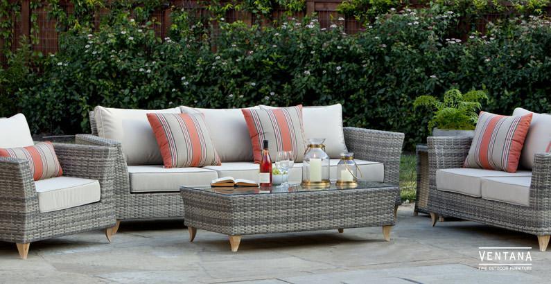 Marvelous Wicker Patio Furniture By Terra Patio U0026 Garden