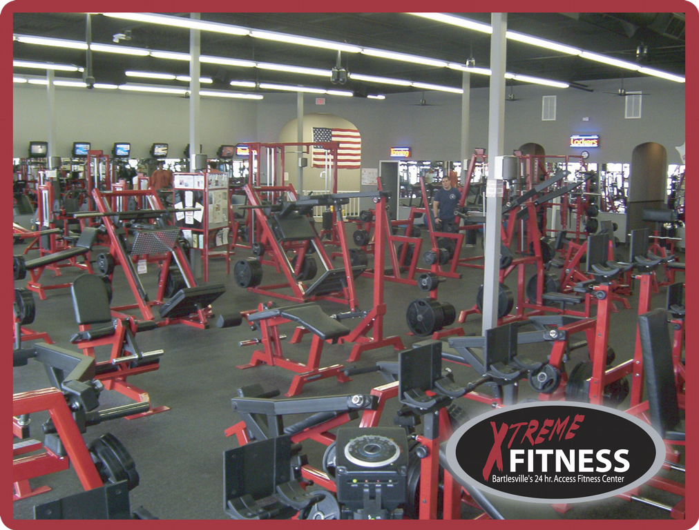 Xtreme Fitness - Bartlesville OK 74006 | 918-333-9873 | Health Clubs