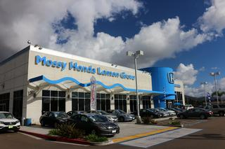 Mossy honda lemon grove lemon grove ca 91945 619 461 2600 for Lemon grove honda