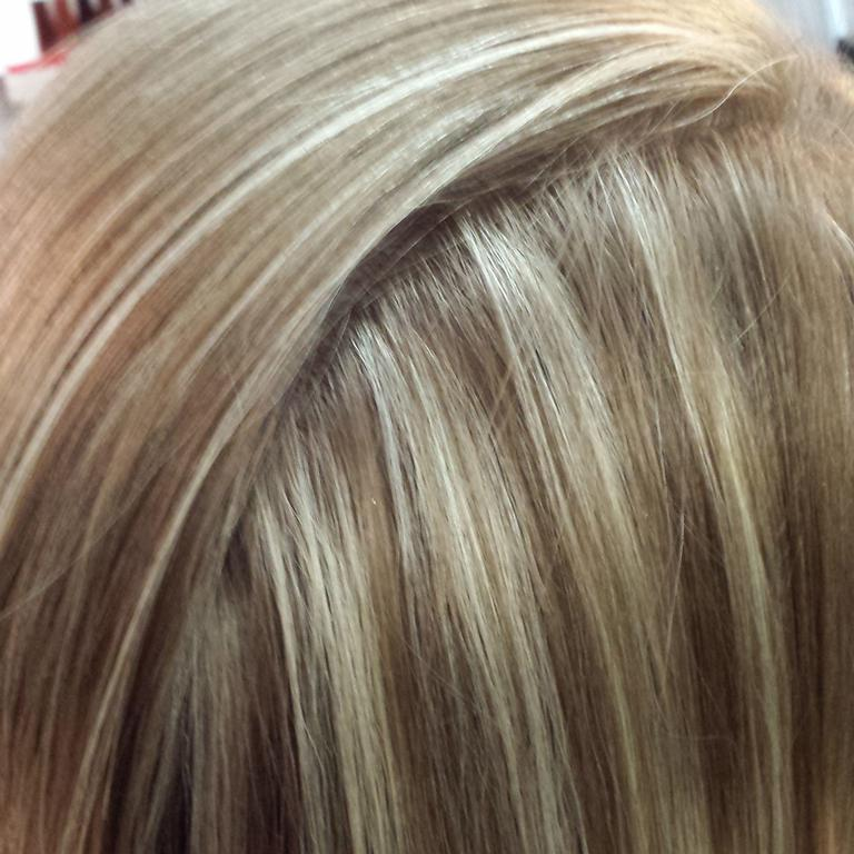 How To Do Lowlights On Blonde Hair Best Image Of Blonde Hair 2018
