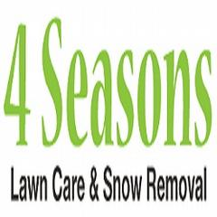 Logo From 4 Seasons Lawn Care Amp Snow Removal In Farmington
