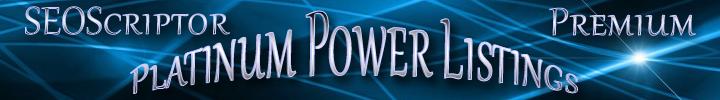Total domination - Platinum Premium Local Business Powerlistings. by SEOScriptor Organic SEO Placement Specialist