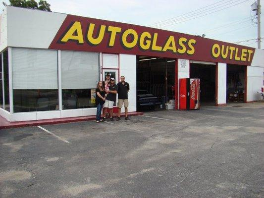 ago from autoglass outlet in tulsa ok 74115 auto glass