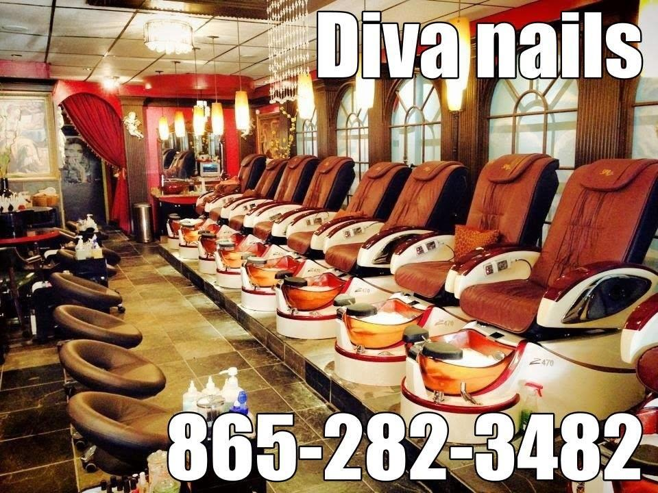 Diva nail spa knoxville tn knoxville tn 37919 865 282 3482 - Diva salon and spa ...