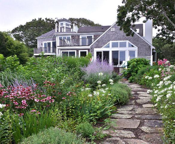 1000 images about cape cod style landscape designs on