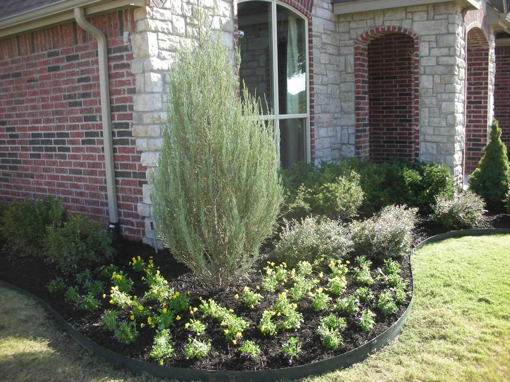 Landscaping ideas in oklahoma ~ Benny sam