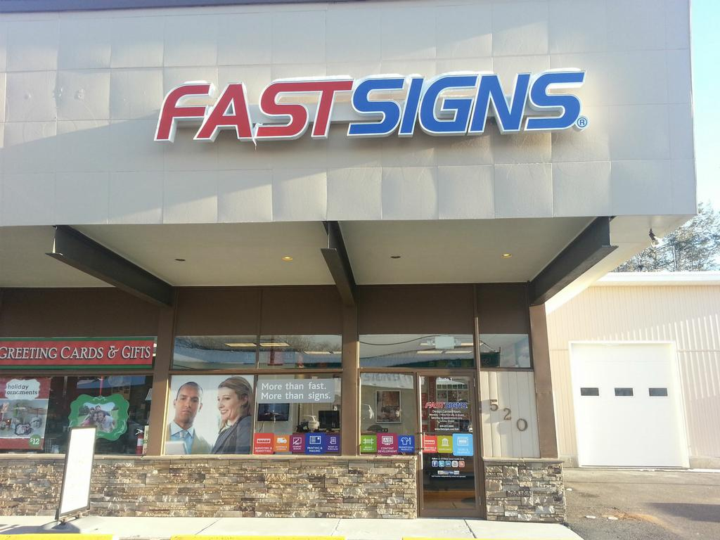 Fastsigns discount coupons