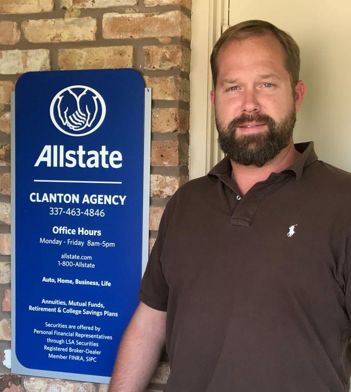 Allstate Check: Duncan Clanton: Allstate Insurance