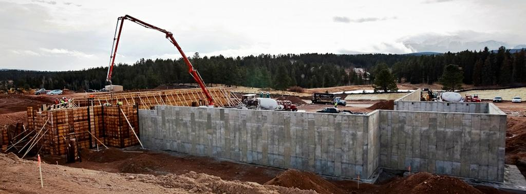 Commercial from Rusin Concrete Construction in Colorado Springs ...