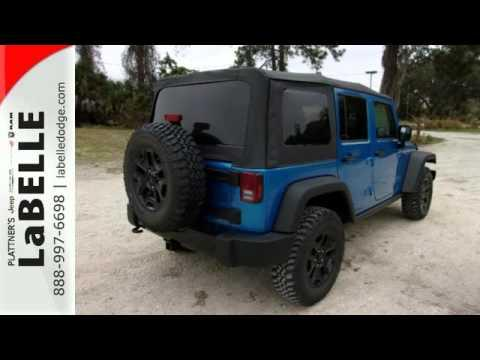 Labelle Dodge Chrysler Jeep Ram Labelle Fl 33935 863 675 2701