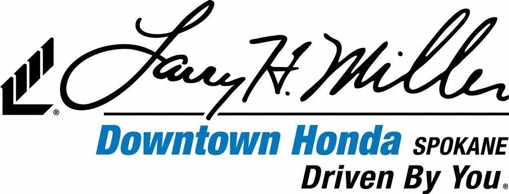 LHM Downtown Honda Logo By Larry H. Miller Downtown Honda Spokane