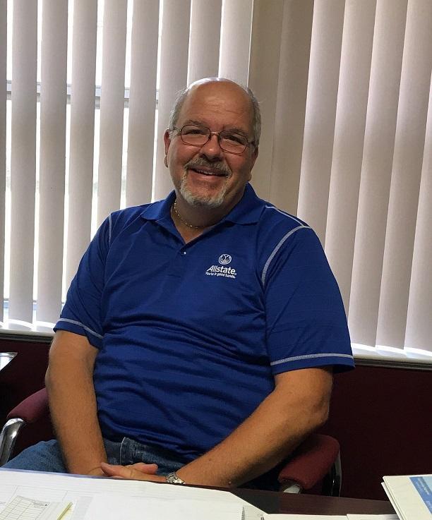 Allstate Check: Allstate Insurance Agent: Roy Hancock