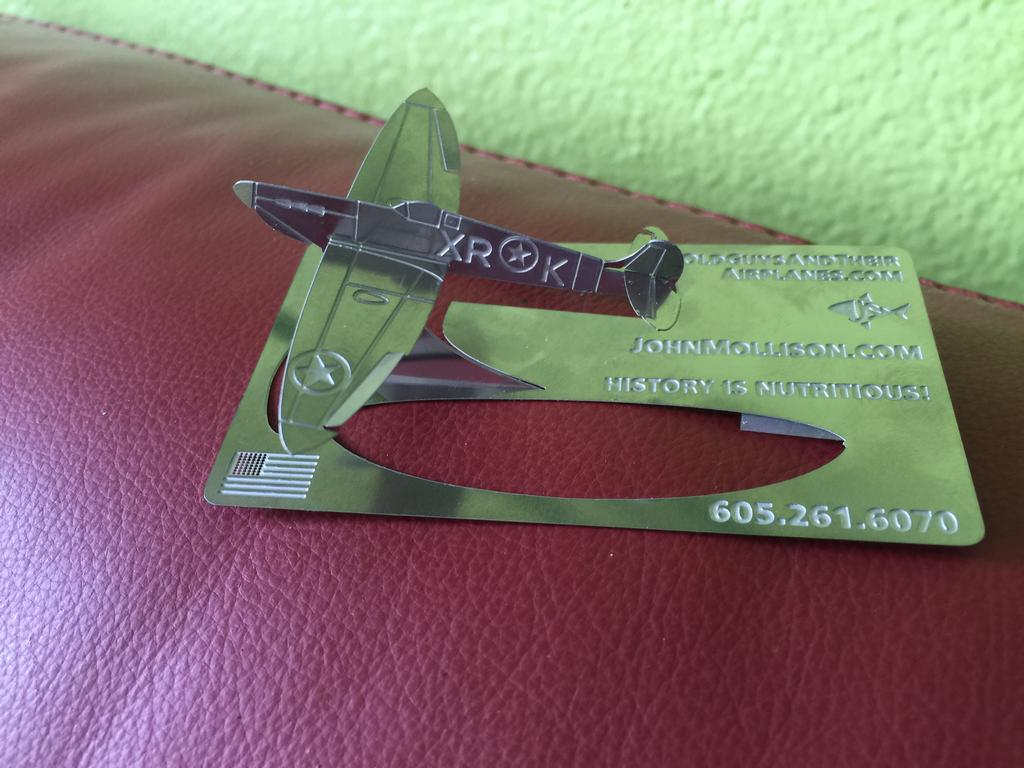 Nice Airplane Business Cards Vignette - Business Card Ideas - etadam ...