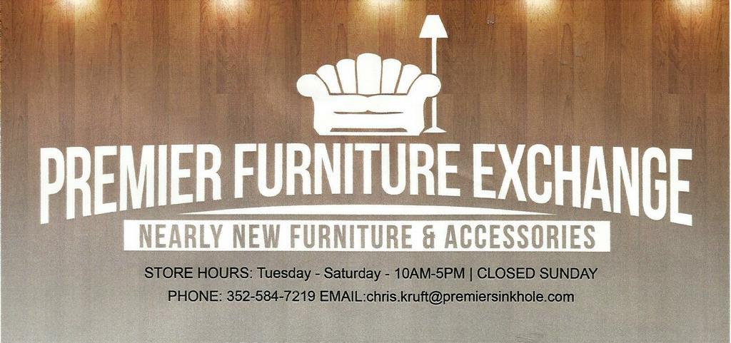 Premier furniture exchange spring hill fl 34606 352 for Furniture exchange