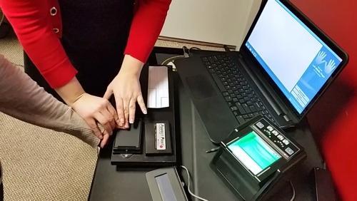InkRoll by Fingerprint Innovations Inc