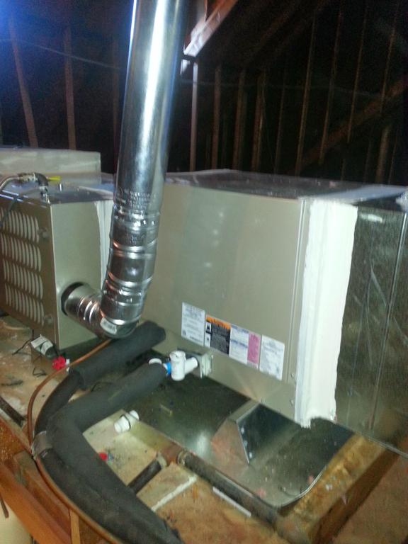 New heating system from majano heating and a c in hammond for New heating system