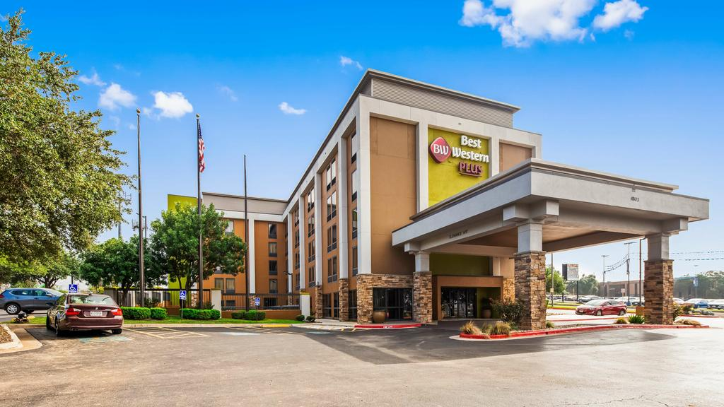 Pictures For Best Western Plus Medical Center In San