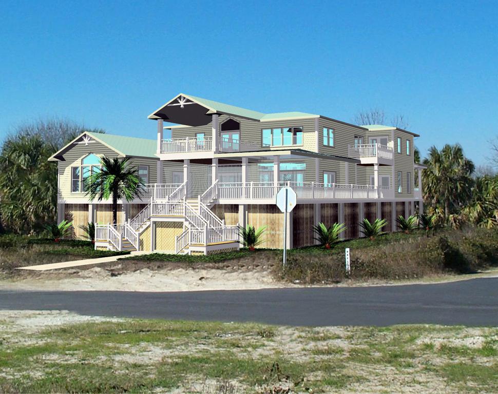 Carolina House Plans Incorporated Charleston Sc 29407