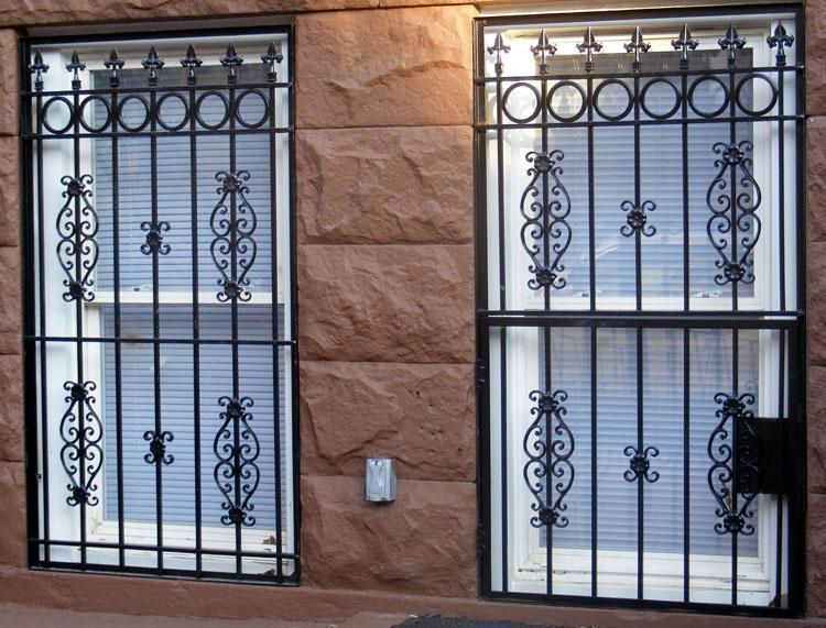 Customized decorative stationary escape fire dept
