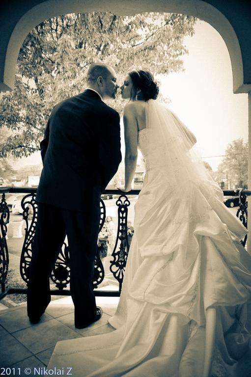 wedding photography tradeshow display