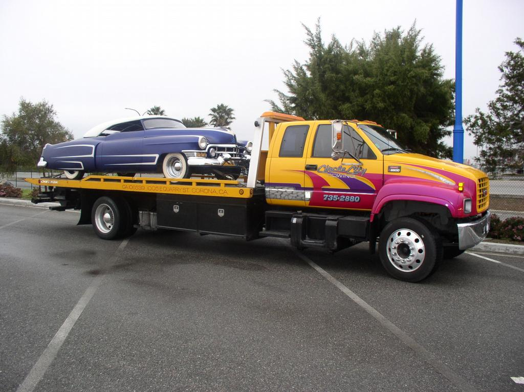 How To Find Towed Car Near