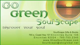 Soulscape Gift & Book Store - Encinitas, CA