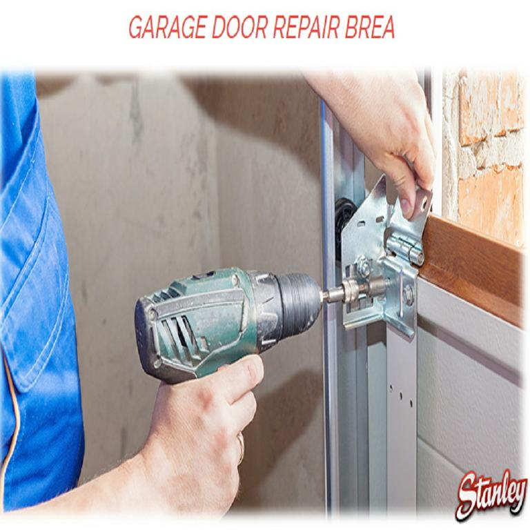 By Stanley Garage Door Repair Brea