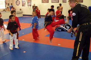 Kicks Tae Kwon Do - Colton, CA