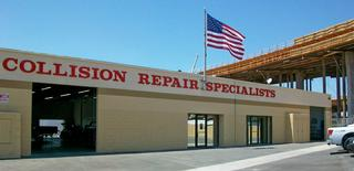 Collision Repair Specialists - Santee, CA